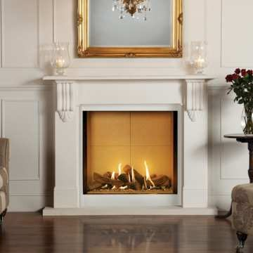 Gazco Hearth Mounted Gas Fires