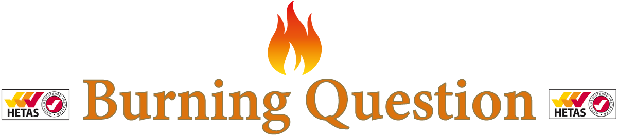 The Burning Question Logo